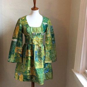 Vintage Dresses - Vintage dress. Homemade. Possible size medium..